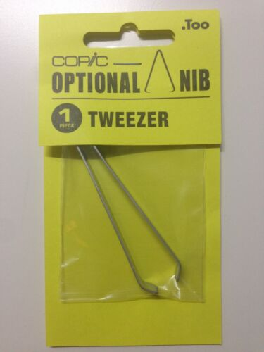 COPIC Sketch Marker Spare Nib and Tweezer Accessories