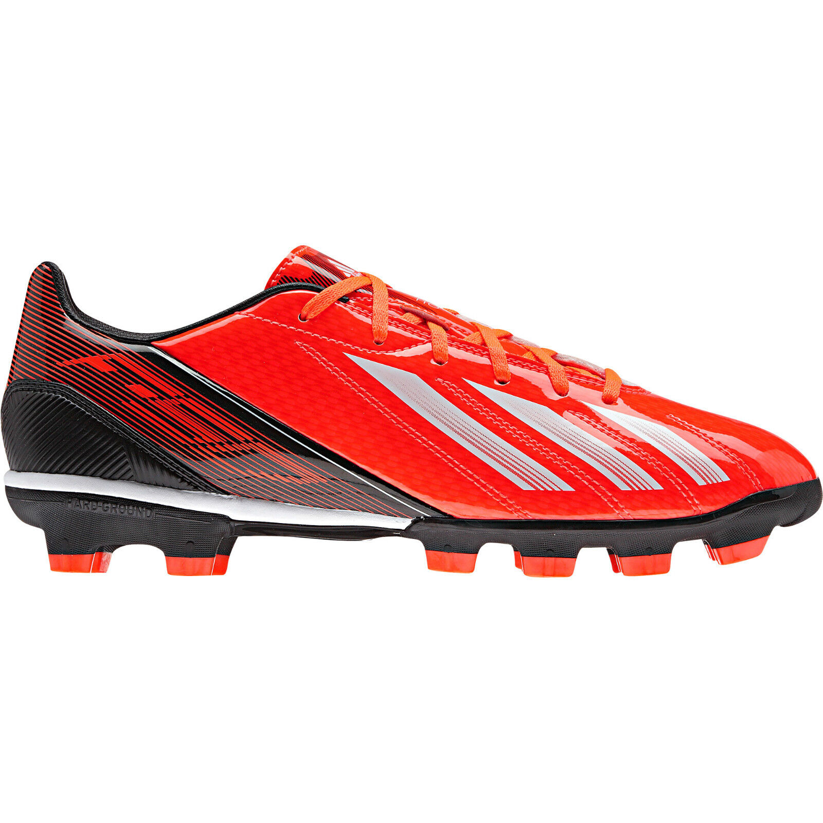 finest selection cdf54 314ab Adidas Adidas Adidas Uomo F10 TRX HG HARD Ground football stivali ROSSO NERO  TAGLIA 8 9 10 10,5 11 9198f3