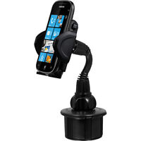 Mac Auto Cup Holder Cell Phone Mount For Att Galaxy J3 S7 Edge Active S6 S5 Note