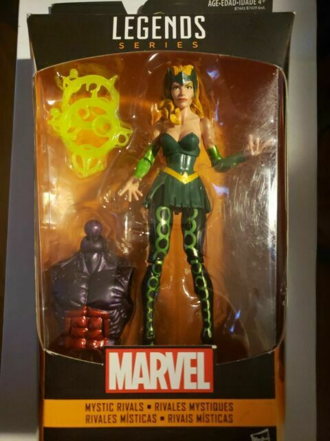 Marvel Legends Series Mystic Rivals Enchantress Action Figure Hasbro Comic