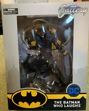 NEW//BOXED DC GALLERY BATMAN COMIC WHO LAUGHS PVC FIGURE