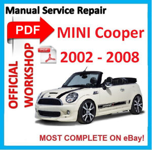 official workshop manual service repair for mini cooper s rh ebay com mini r56 service manual pdf mini r56 service manual download
