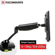 Gas Spring Computer Monitor Desk Mount 14 15 17 20 21 22 24 27 28 with USB Port