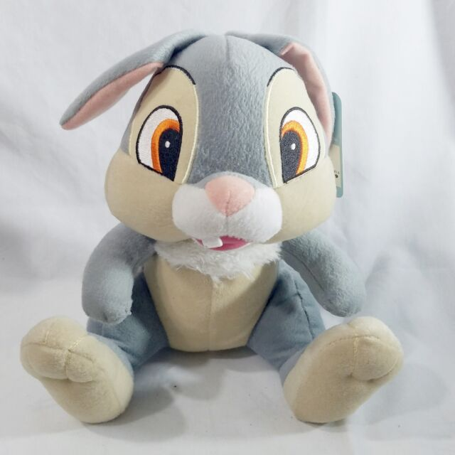 "Disney Authentic Thumper Bunny Rabbit BIG Jumbo Plush 18/"" Tall Toy Doll New"