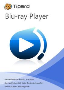 Tipard Blu-ray Player - lebenslange Lizenz, Download, Windows