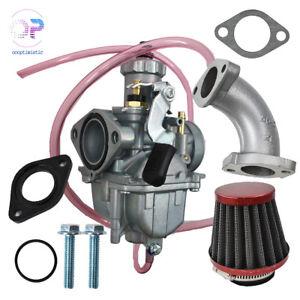 Carburetor Air Filter intake For MIKUNI 110cc 125cc CRF SSR Sunl Taotao Pit bike