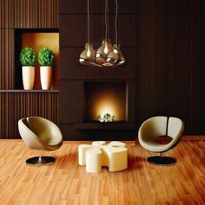 Designs Holz Fliese 1,5m 2m Breite 7,25€//m² PVC Bodenbelag Maxima Eko versch