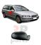 Para-Volvo-V70-II-00-04-S80-98-04-Cubierta-Del-Espejo-De-Ala-Puerta-Derecho-Tapa-Para-Pintar miniatura 1