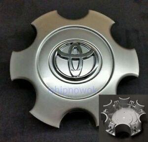1-NEW-2003-2007-Sequoia-Tundra-Hyper-Silver-wheel-rim-center-hub-cap-69440