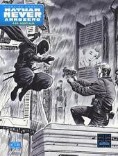 fumetto NATHAN NEVER ANNO ZERO  numero 4 di 6