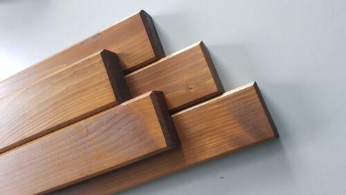 Banklatte 40x80mm 160 cm  Banklatten Holzbank Holzlatten