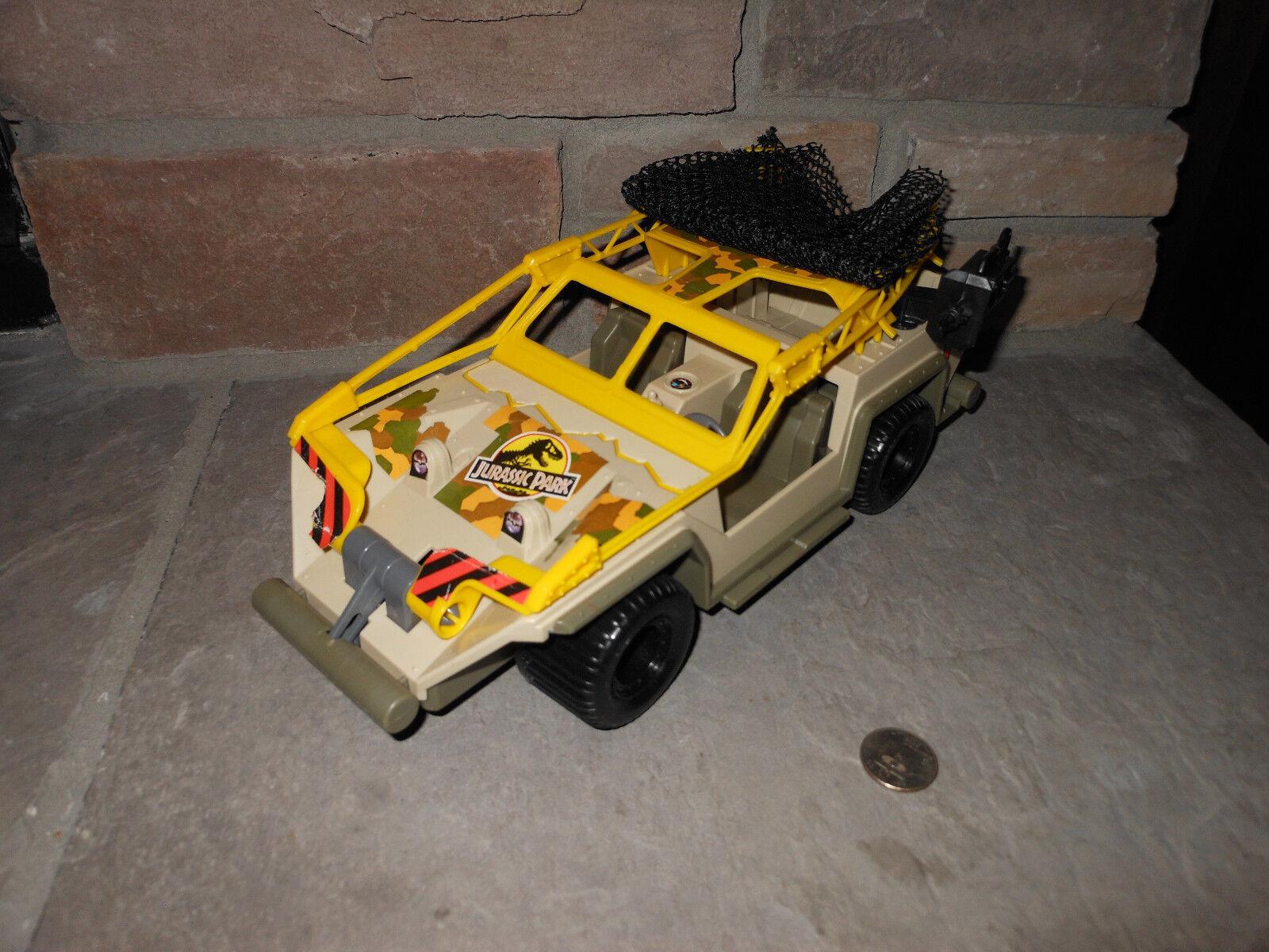 Jurassic Park Series 2 Capture Cruiser complete    READ cde9aa