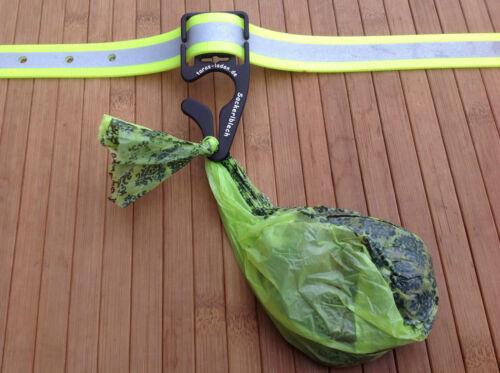 Einfache Halterung für die Bauchtasche Gürteltasche Hüfttasche für Hundehalter