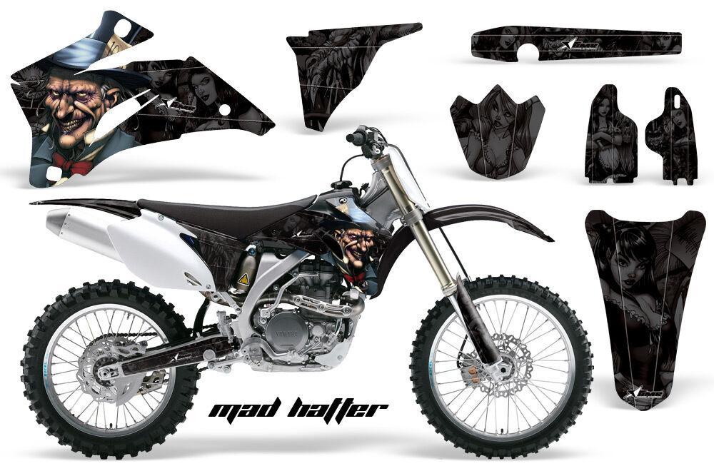 Dirt Bike Grafik Kit Aufkleber für Yamaha Yamaha Yamaha Yz250f Yz450f 2006-2009 Hatter Blk 2a83b0