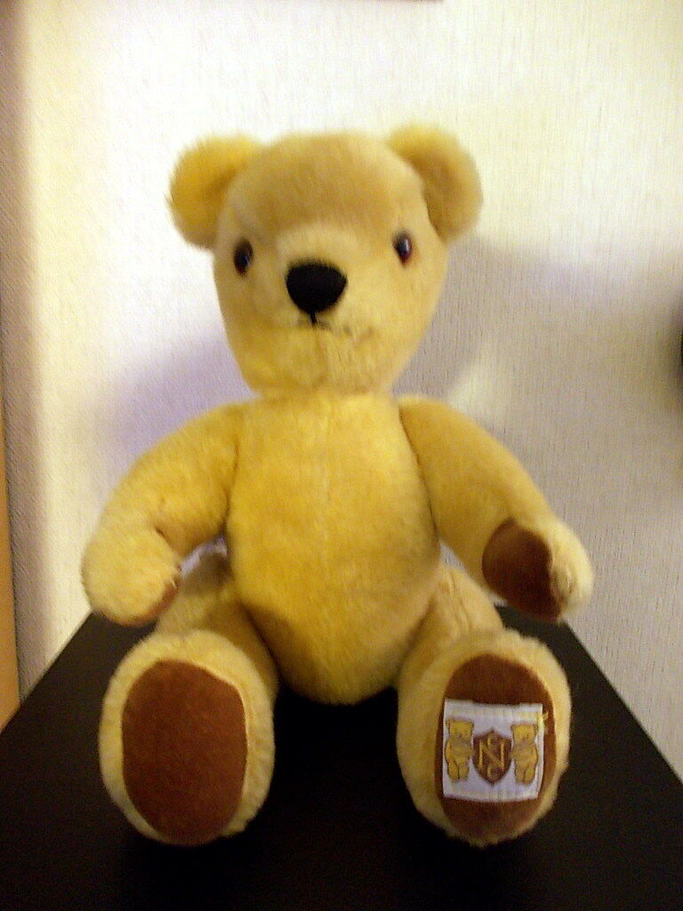 Collection Soft Toy Teddy Bear House Weston Super Mare Of Nisbet