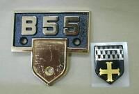 Beechcraft - Baron - B55 - Emblem And Crest