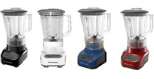 New Kitchenaid Ksb465 4 Speed Blender Polycarbonate Jar