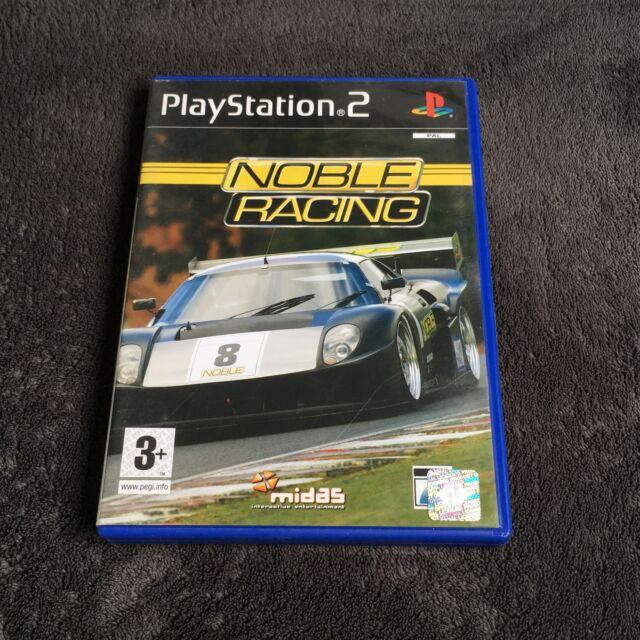 PS2 Noble Racing FRA CD état Neuf Playstation 2