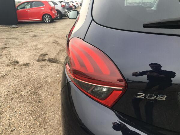 Peugeot 208 1,6 BlueHDi 100 Envy billede 5