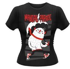 Mayday Parade Swagger Girl's T-Shirt Black X-Large