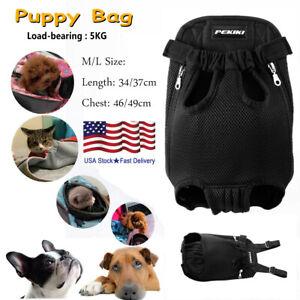 Pet-Puppy-Dog-Carrier-Backpack-Travel-Tote-Shoulder-Bag-Mesh-Sling-Carry-Pack-US