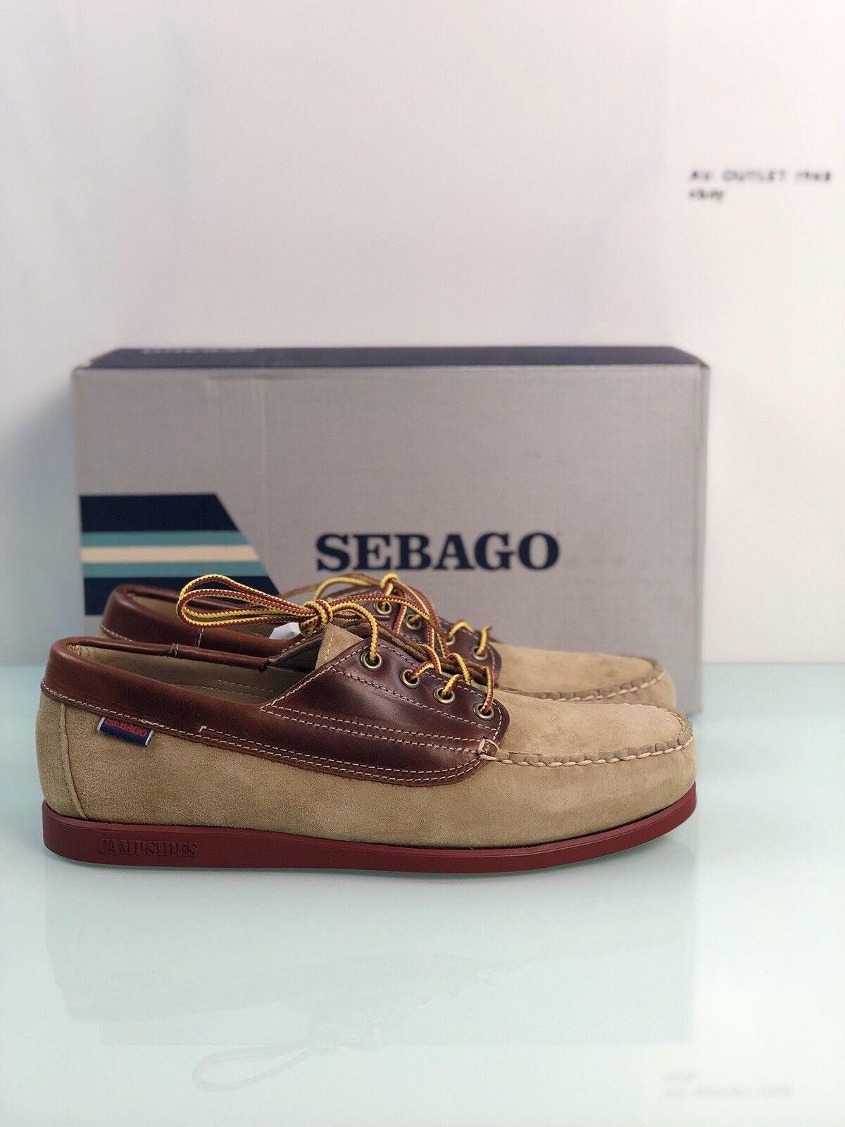 chaussure Sebago Verhaltensregeln Mann und Veloursleder und Mann Leder,chaussure c04224