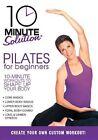 10 Minute Solution Pilates for Beginn 0013132158891 DVD Region 1