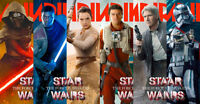 Empire Magazine January 2016 Star Wars The Force Awakens 3D BB-8 7 COVER SETS