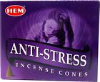 Anti Stress Incense cones pack HEM