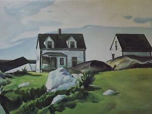 maison-par-le-mer-cote-cliffs-grand-huile-peinture-toile-original-campagne-art