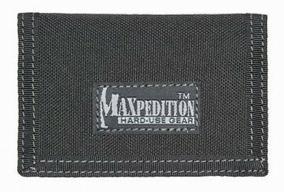 Maxpedition 218B  Micro Wallet  BLACK  *NEW*