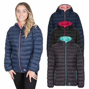 Trespass-Abigail-Womens-Padded-Casual-Jacket-In-Black-Grey-amp-Navy