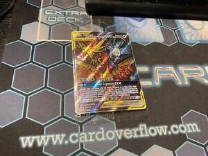 SEALED Pokemon Moltres Zapdos & Articuno GX Black Star Promo SM210