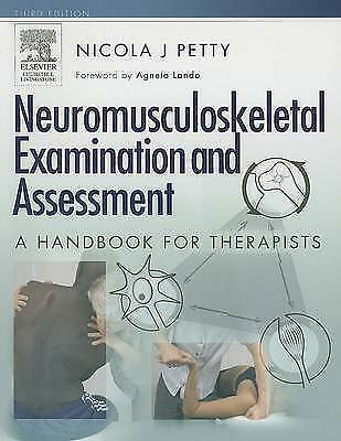 Neuromusculoskeletal Examination and Assessment: A Handbook for-ExLibrary