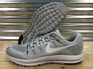 63310f93e34 Nike Air Zoom Vomero 12 Running Shoes Pure Platinum Gray SZ 18 ...