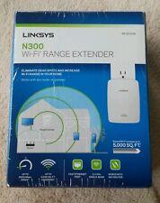 Linksys RE3000W N300 Single Band Wireless Range Extender