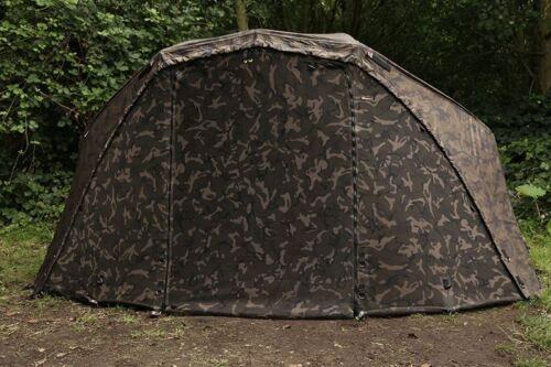 Fox Ultra 60 Brolly Mozzy Écran Camouflage / Pêche à la Carpe