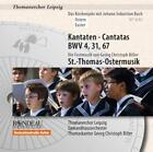 Kantaten BWV 4,31,67 (Ostern) von Biller,Thomanerchor Leipzig (2014)