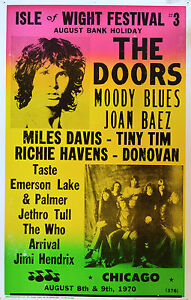 Image is loading 0263-Vintage-Music-Poster-Art-The-Doors-FREE-  sc 1 st  eBay & 0263 Vintage Music Poster Art The Doors *FREE POSTERS | eBay