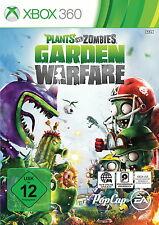 Plants vs. Zombies: Garden Warfare (Microsoft Xbox 360, 2014, DVD-Box)