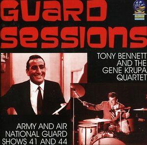 Tony-Bennett-Tony-Bennet-amp-Gene-Krupa-Guard-Sessions-New-CD