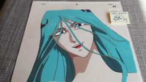 Simple Queen Emeraldas Anime Cel X2 Matsumoto Albator Galaxy Express 999 Harlock A9