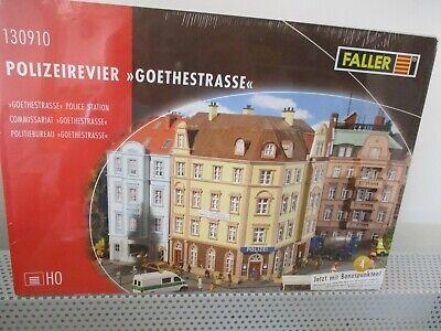 Faller 130910 Spur H0 Polizeirevier Goethestraße