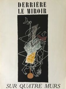 DERRIERE-LE-MIROIR-034-PAS-COMPLET-034-Pierre-Reverdy-Georges-Braque-1951-Cubisme