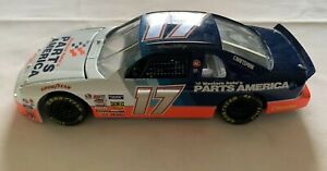 Vintage-1991-Revel-Darrell-Waltrip-17-1-24-Scale-Model-NASCAR-Toy-Race-Car