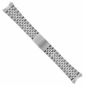JUBILEE-WATCH-BAND-BRACELET-STAINLESS-STEEL-FOR-MEN-ROLEX-20MM-HEAVY-TOP-QUALITY