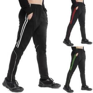 Hommes-Sport-Athletic-poche-pantalon-casual-Training-Running-Jogging-LC
