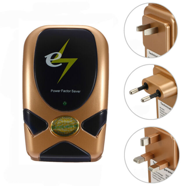 90-240V 28000W 28KW Home Electricity Power Energy Factor Saver Saving Up To 30%