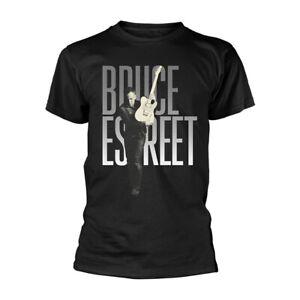 Bruce-Springsteen-E-Street-Band-Telecaster-Pose-Official-Tee-T-Shirt-Mens-Unisex