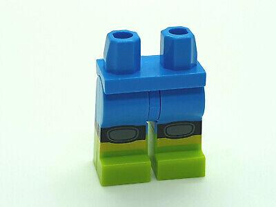 LEGO-MINIFIGURES X 1 PAIR OF LEGS FOR THE SKELETON MINIFIGURES PARTS